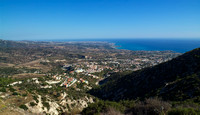 View on Paphos